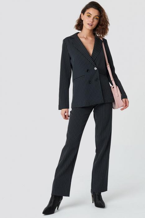 Sacou Pinstriped Jacket [2]