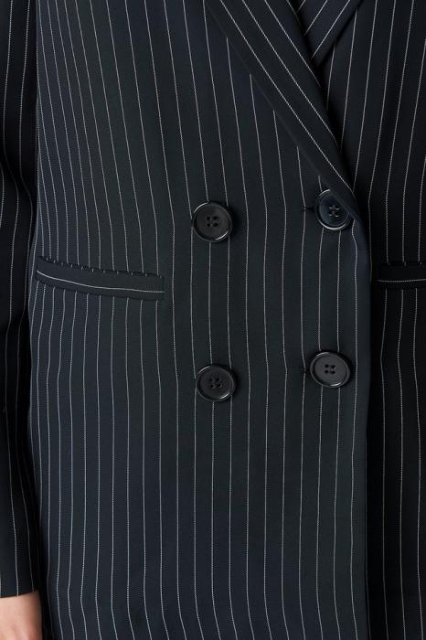 Sacou Pinstriped Jacket [1]