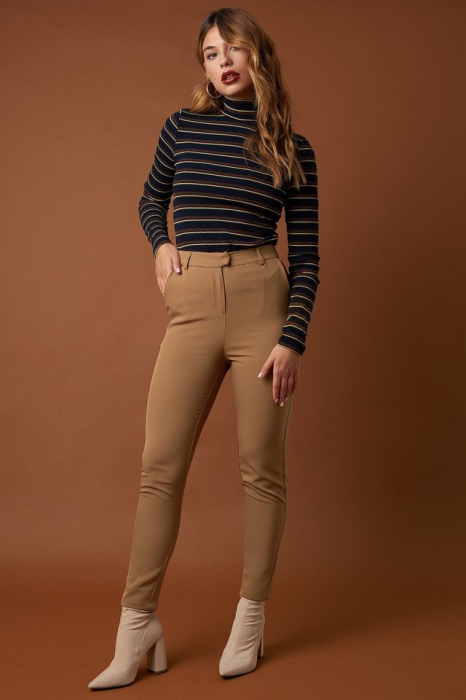 Pantaloni Tailored Straight Suit [0]
