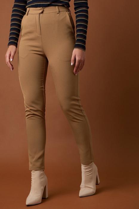 Pantaloni Tailored Straight Suit [1]