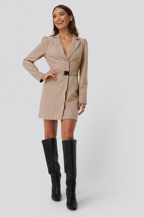 Rochie Belted Blazer 2