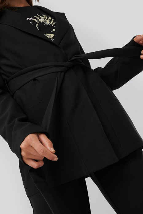 Sacou Front Tie Oversized [2]