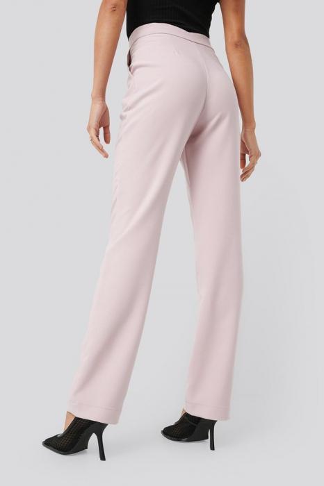 Pantaloni Straight Suiting 2