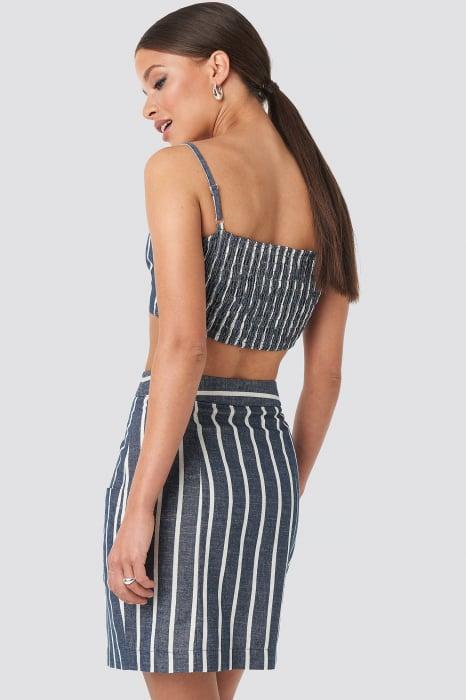 Fusta Zipped Skirt 3