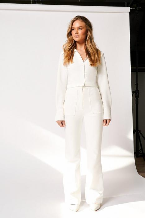 Pantaloni Pocket Detail Suit [0]
