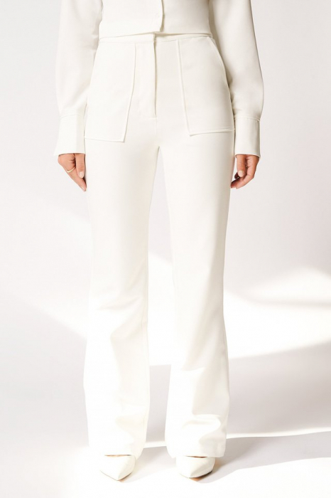 Pantaloni Pocket Detail Suit [2]