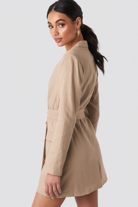 Rochie Linen Blazer 1