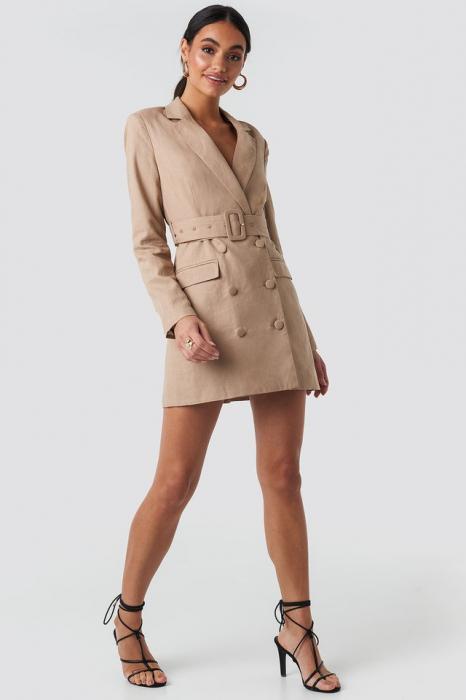 Rochie Linen Blazer 2