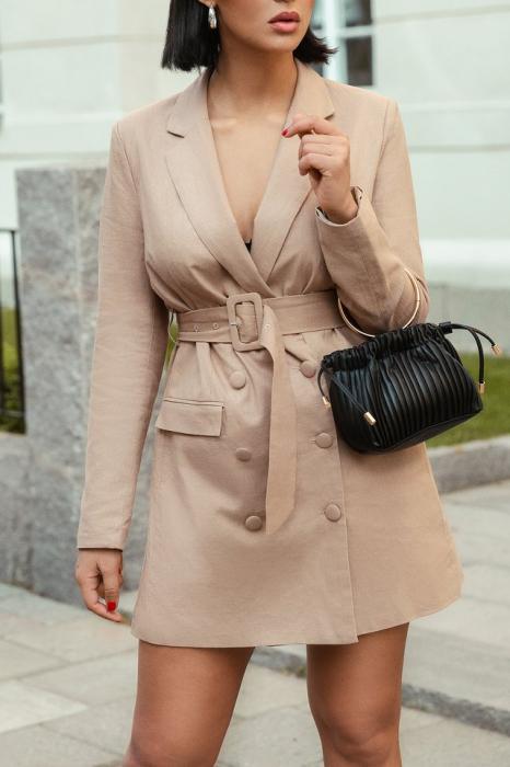 Rochie Linen Blazer 3