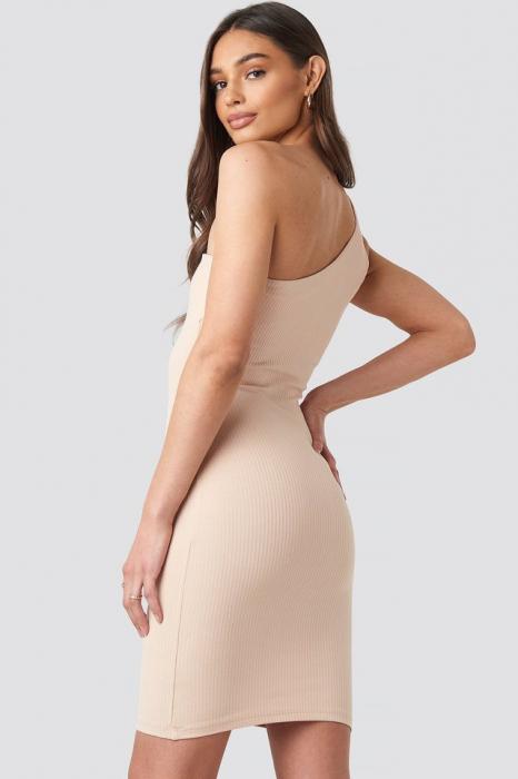 Rochie One Shoulder Mini 1