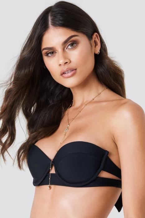 Sutien De Baie Side Cut Bikini Top 0