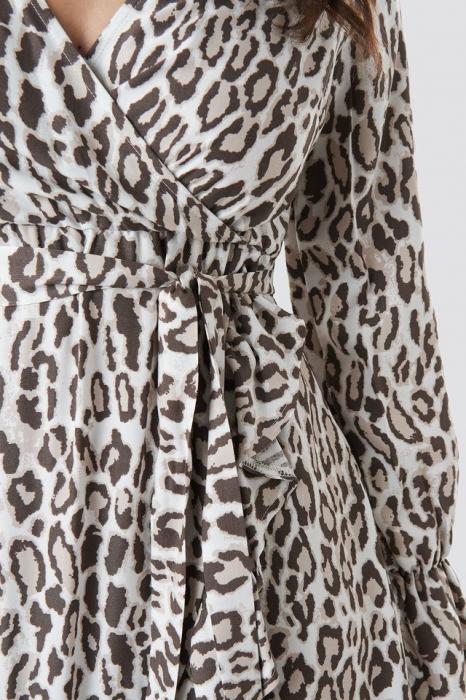 Rochie Leopard Maxi [2]