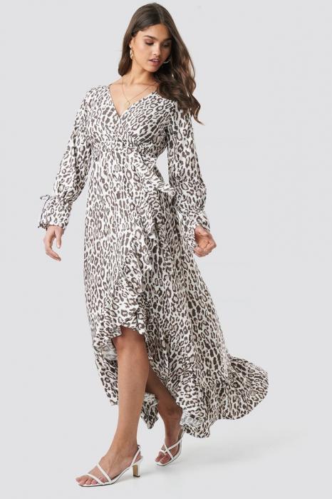 Rochie Leopard Maxi [3]