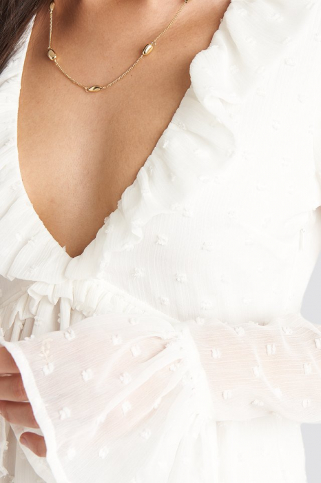 Rochie Frill Detail LS 2