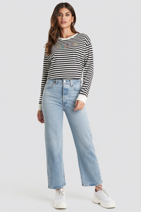 Ribcage Straight Ankle Levi's 3