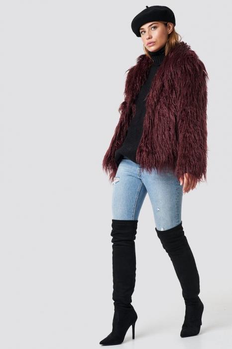 Jacheta Fluffy Faux Fur 1