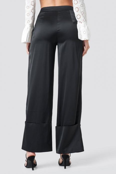 Pantaloni Cuffed 2
