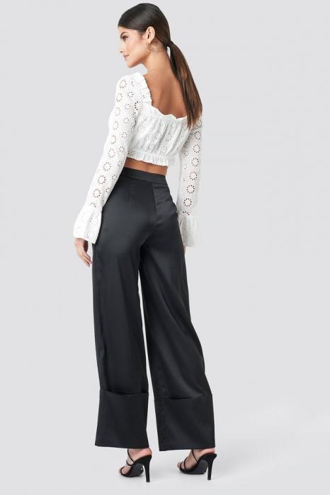Pantaloni Cuffed 1