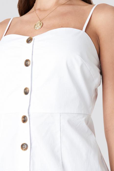 Rochie Strap Mini Cotton 2