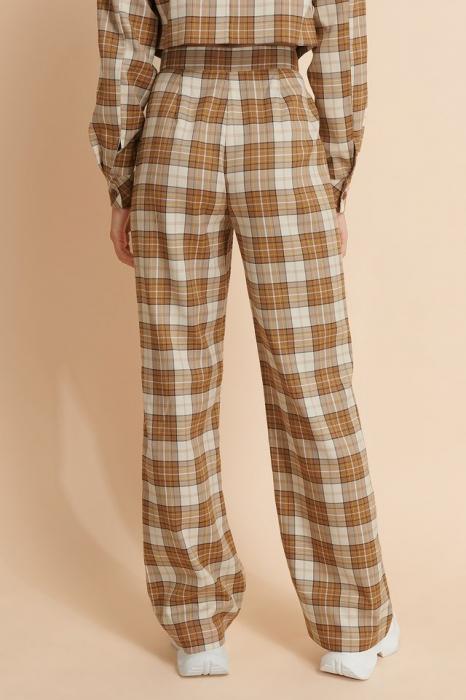 Pantaloni Checkered [2]