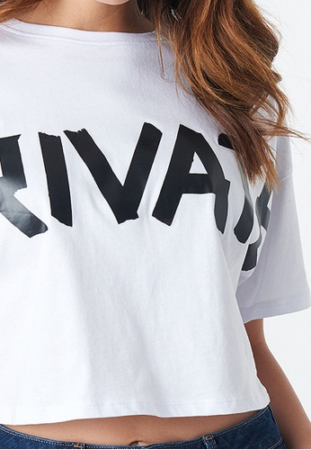 Tricou Private Batwing Cropped 1