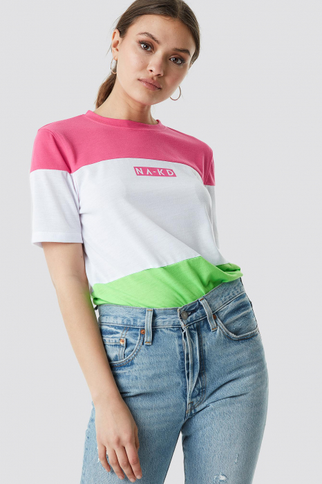 Tricou Neon  Panel 0