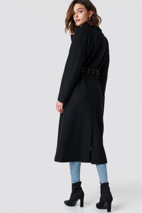Palton Belted Coat [1]