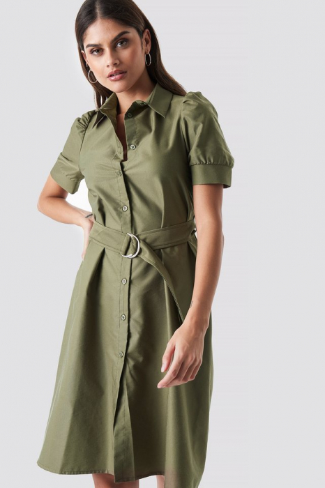 Rochie Belted Shirt [2]