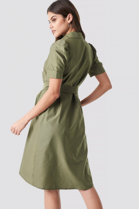 Rochie Belted Shirt [3]