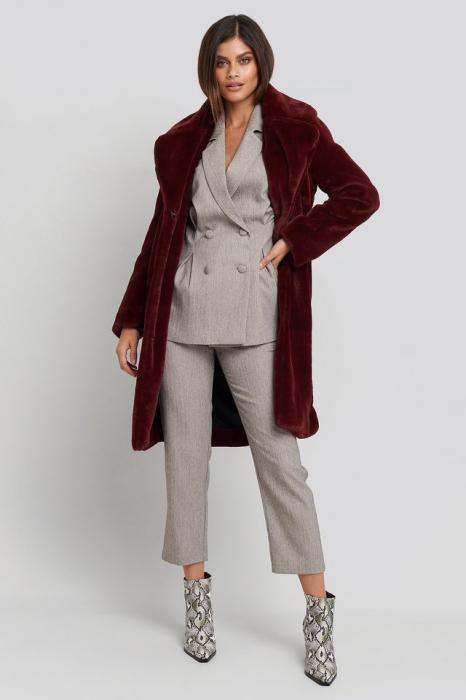 Haina Big Collar Faux Fur [2]