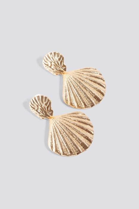 Big Shell Earrings 0