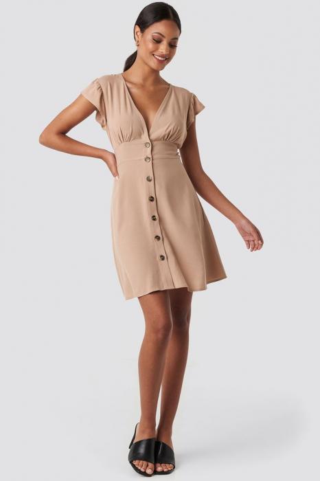 Rochie Button Up Mini [2]