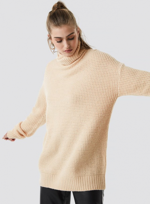 Pulover Chunky Oversized Polo 0
