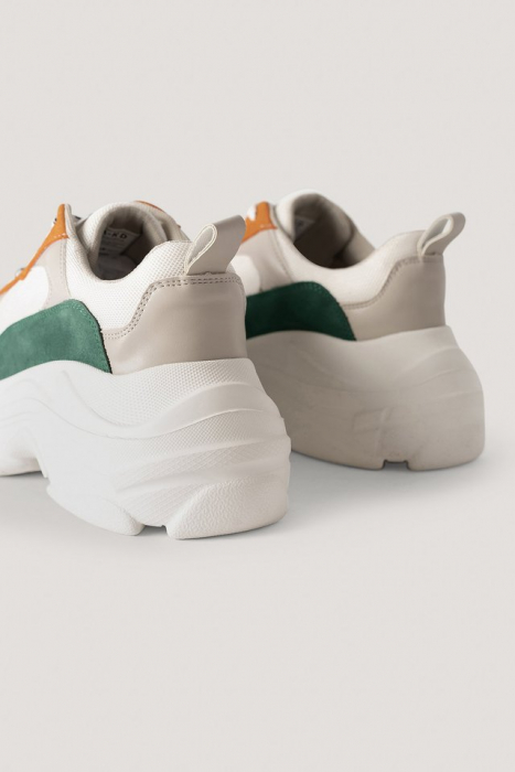 Sneakers Color Block Trainers [4]