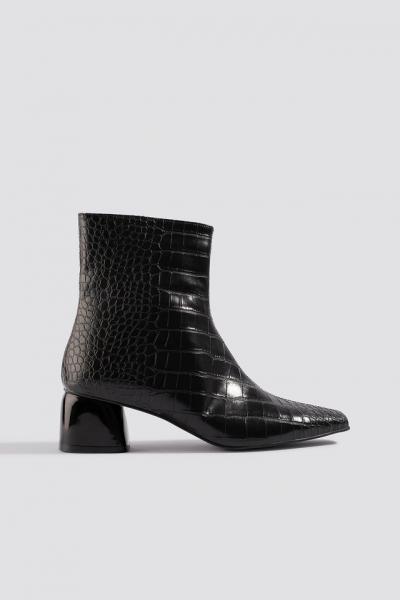 Botine Croco Basic Boots [0]
