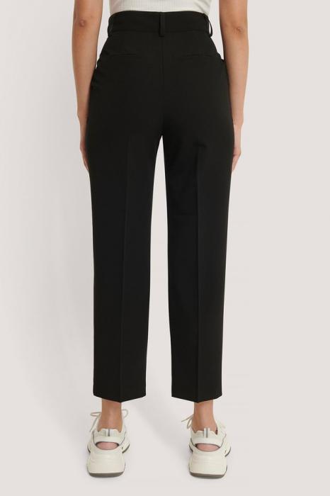 Pantaloni Cropped High Rise Suit 1