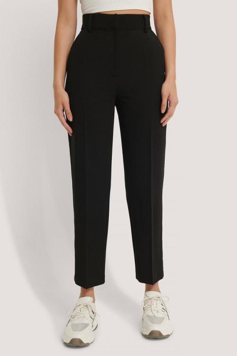 Pantaloni Cropped High Rise Suit 3
