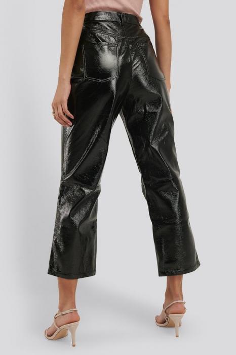 Pantaloni Cropped Patent [3]