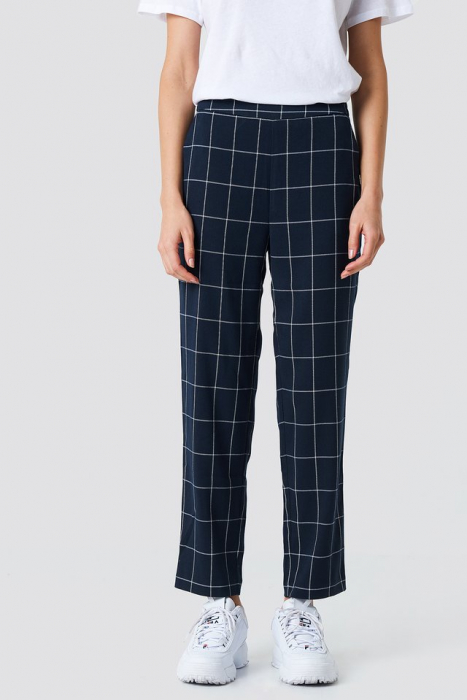 Pantaloni  Suit Cropped Straight 1