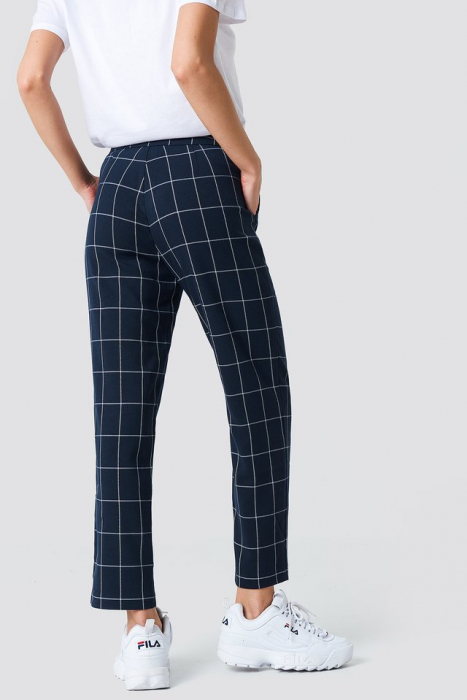 Pantaloni  Suit Cropped Straight 2
