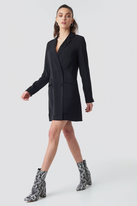 Rochie Double Breasted Blazer 2