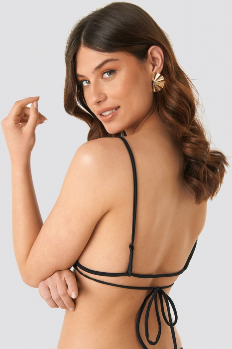 Sutien De Baie Double Tie Strap Triangle Top 1