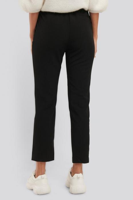 Pantaloni Drawstring Front Pleat [1]