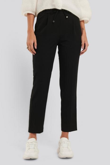 Pantaloni Drawstring Front Pleat [2]