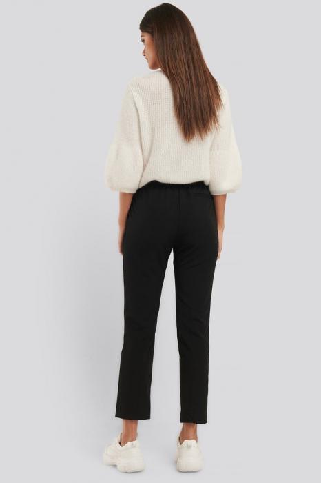 Pantaloni Drawstring Front Pleat [3]
