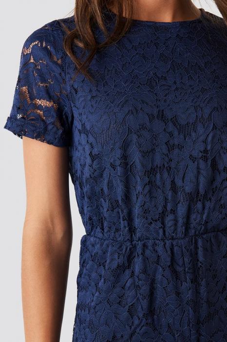Salopeta Elastic Waist Lace [3]