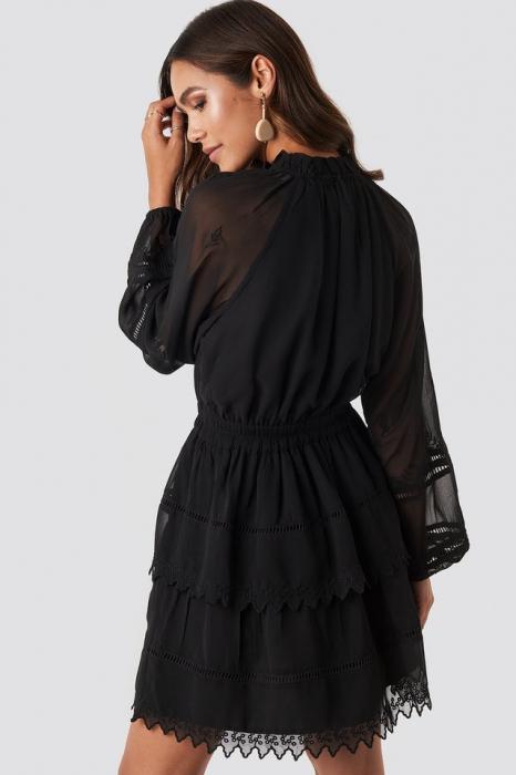 Rochie Embroidery Mini 1