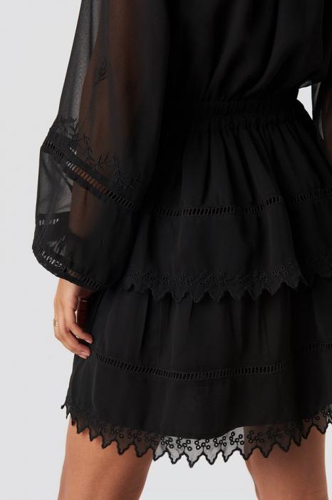 Rochie Embroidery Mini 3