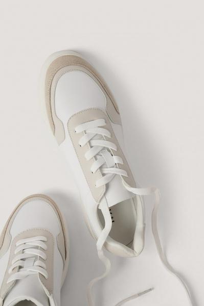 Pantofi sport Faux Suede Court [2]