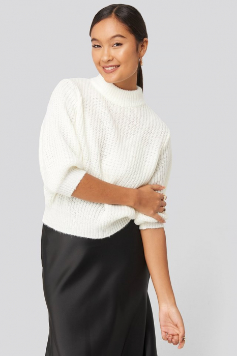 Pulover Felicia Wedin Mid Sleeve Knitted 0